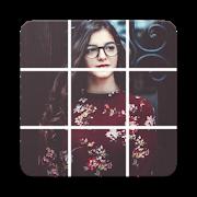 Nine Cuts Grid For Instagram