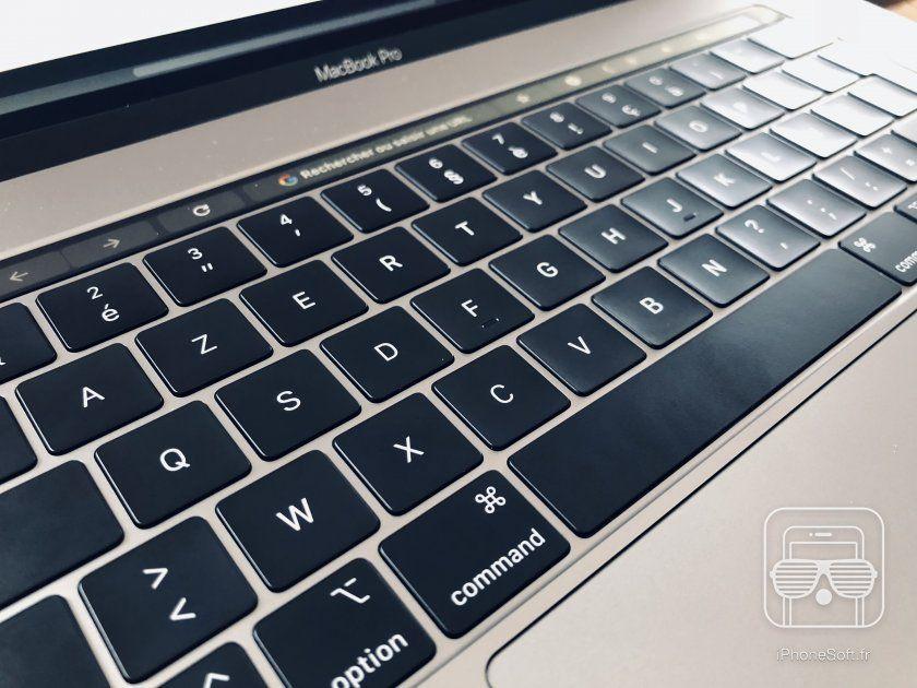 macbook pro 2018 butterfly keyboard mugshot