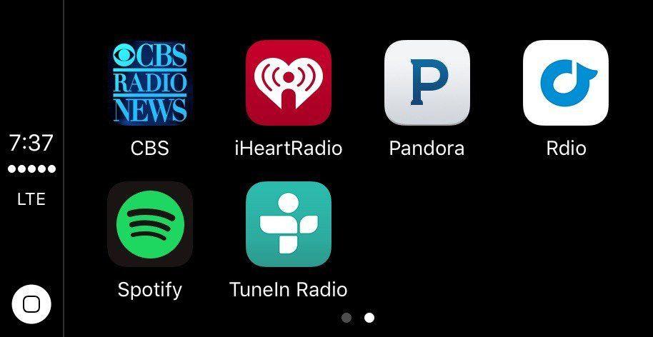 Pandora finally integrates CarPlay ... in the USA