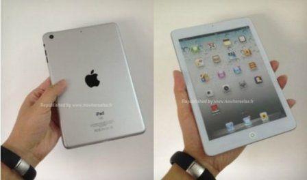 The iPad Mini unveiled on October 17?