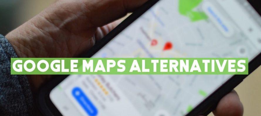 10 best Google Maps alternatives you should try