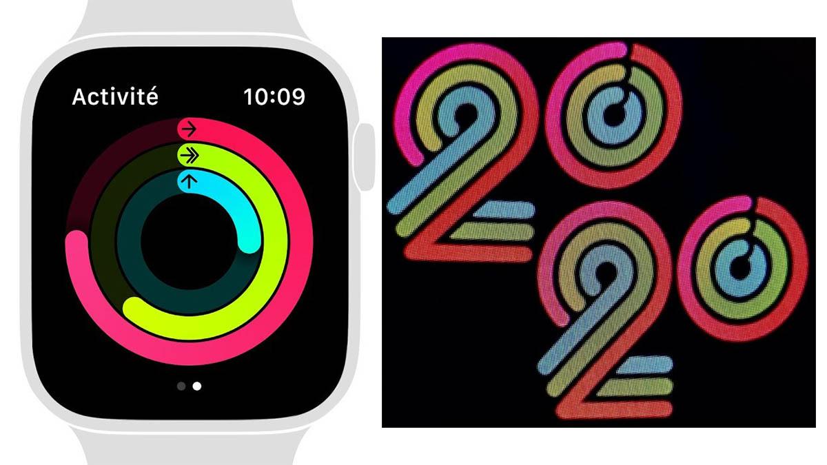 Apple Watch - défi d