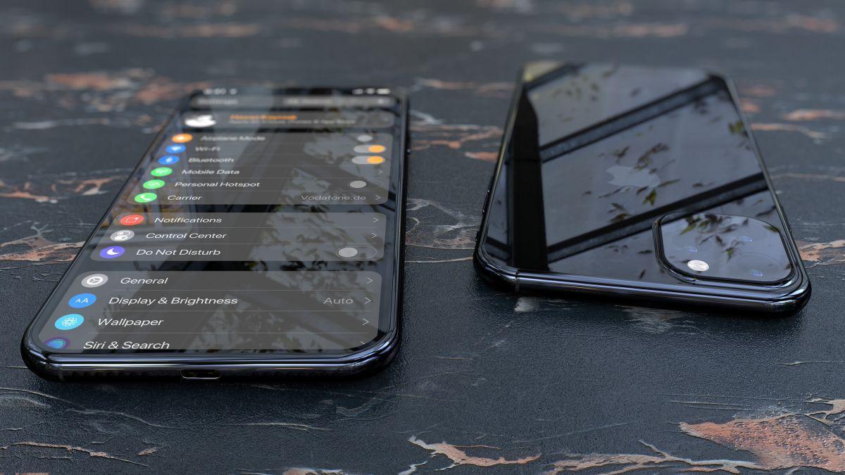 iphone 11 max concept hasan kaymak 2