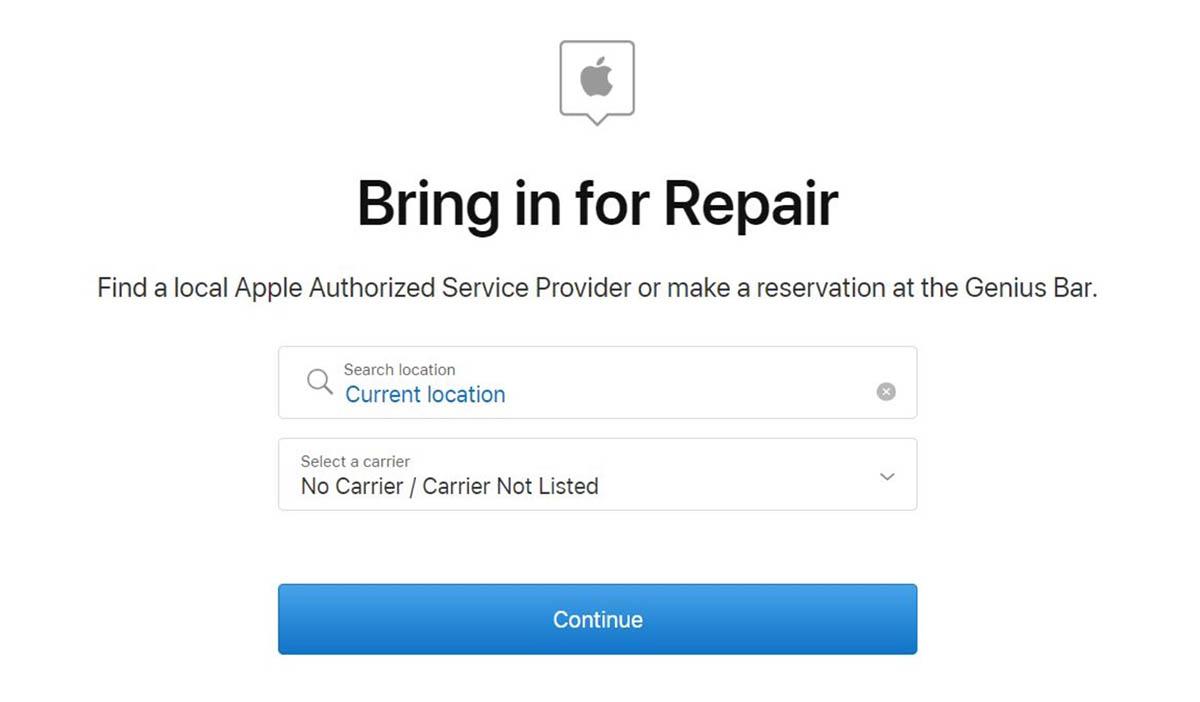 Go Tech - réparations iPhone