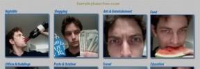 PlaceFace changes your profile photos on Foursquare!