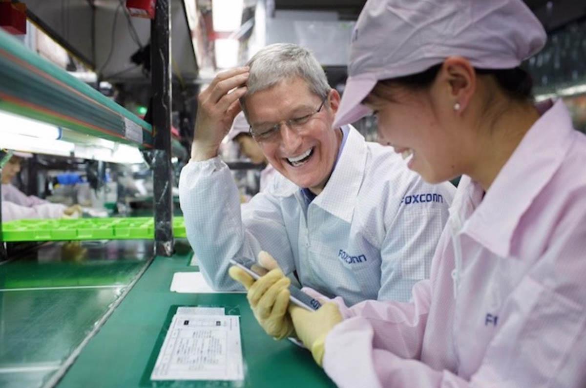 Foxconn - fournisseurs Apple