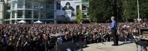 Apple paid tribute to Steve Jobs