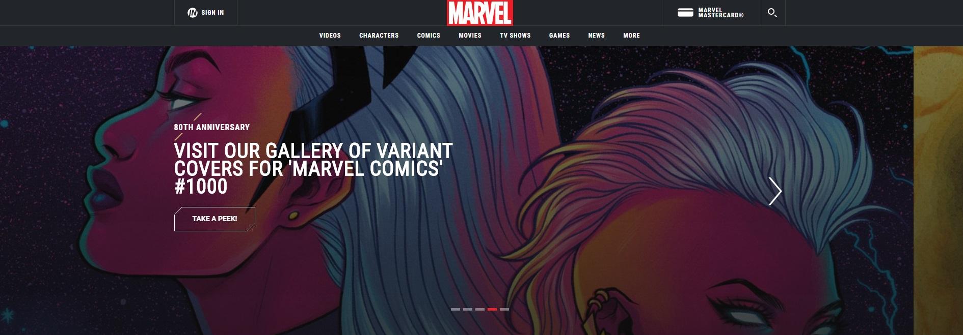 Best sites to read comics online