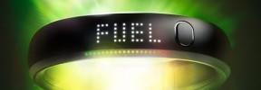 Nike launches its Fuelband bracelet