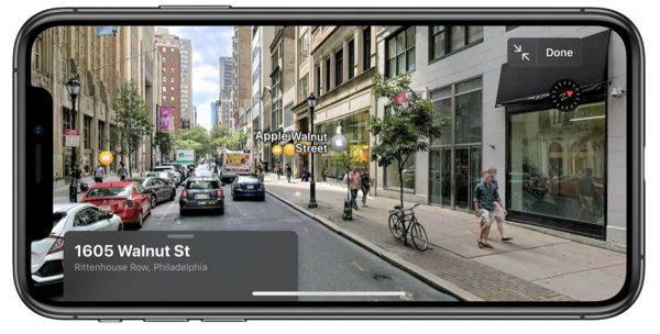 Apple Plans - Look Around