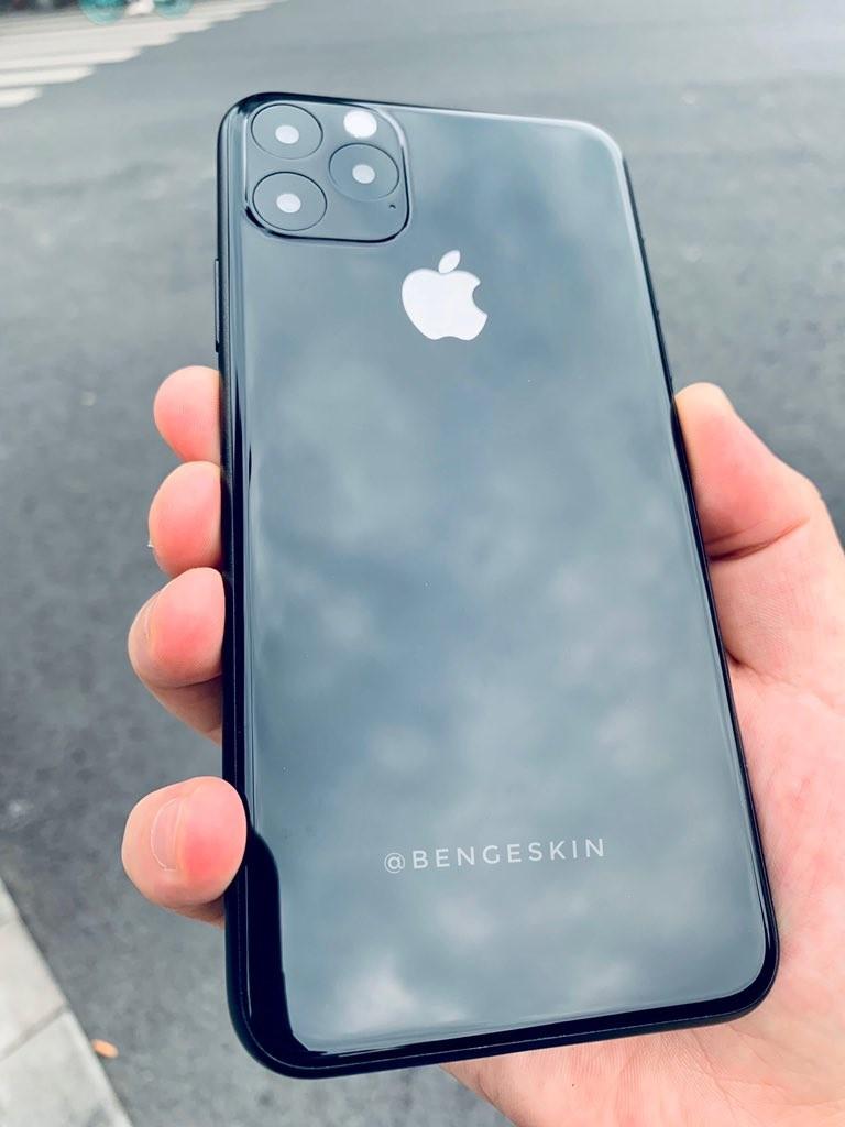 iphone xi black back geskin