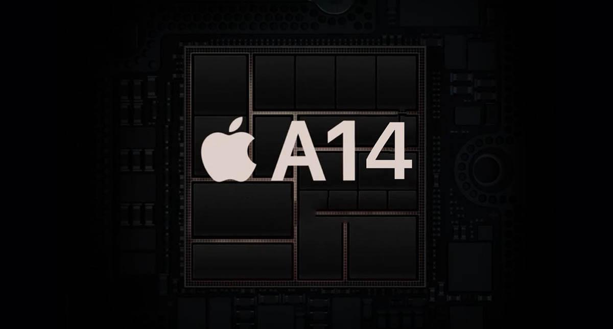 A14 -  puces 5 nanomètres