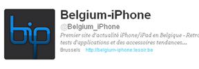 Twitter account @Belgium_iPhone: the milestone of 5,000 followers has been crossed!