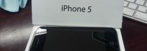A fake iPhone 5 dball?