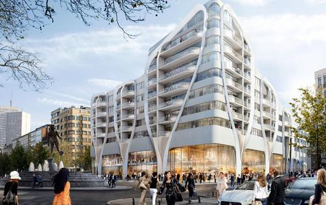 An Apple Store Brussels in 2014?
