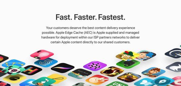 Apple Edge Cache