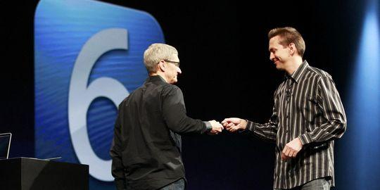 Apple unveils its future iOS 6!