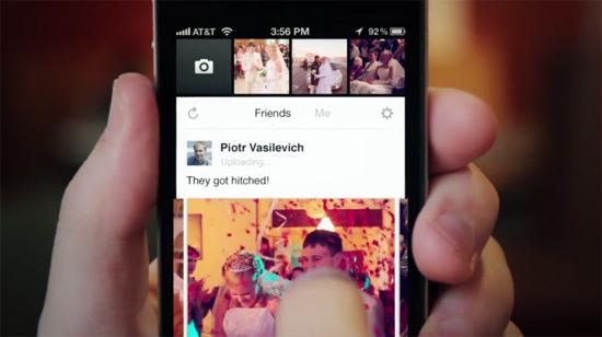 "Facebook Camera: Facebook's new ""Instagram"" app"