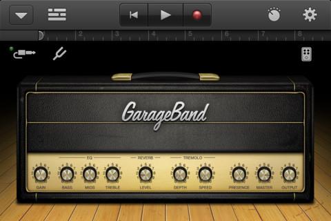 GarageBand compatible iPhone - Belgium-iPhone