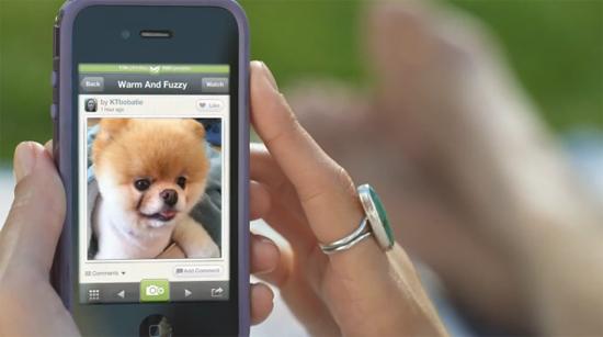 Google starts sharing photos on iOS