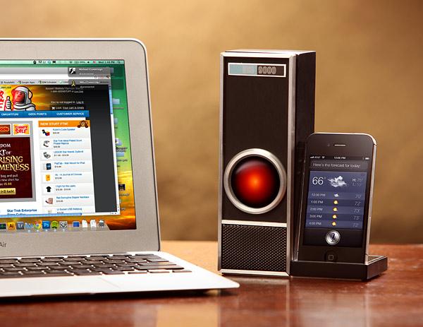 IRIS 9000, give an air of HAL Siri