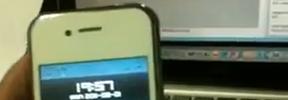 The iPhone 5 clone in video