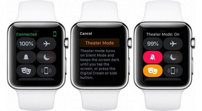 Watch OS 3.2 beta 1: cinema mode has arrived (+ Sirikit)