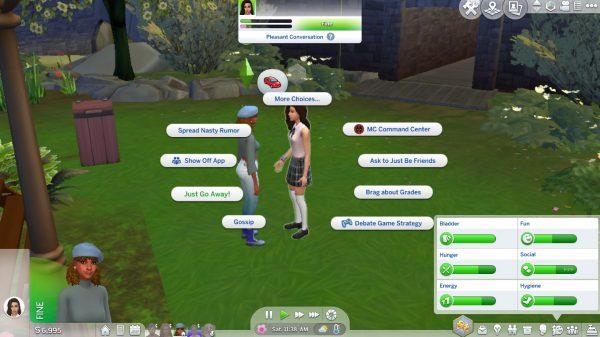 Sims 4 Mods MC Center