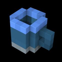 Goxel editor Voxel 3D