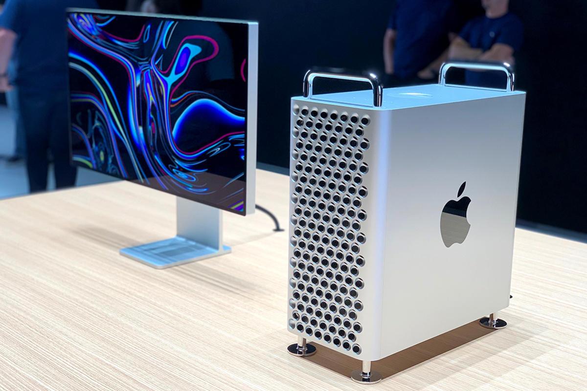 Apple seeks tax reduction on Mac Pro components
