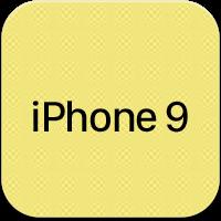 iphone 9 icon