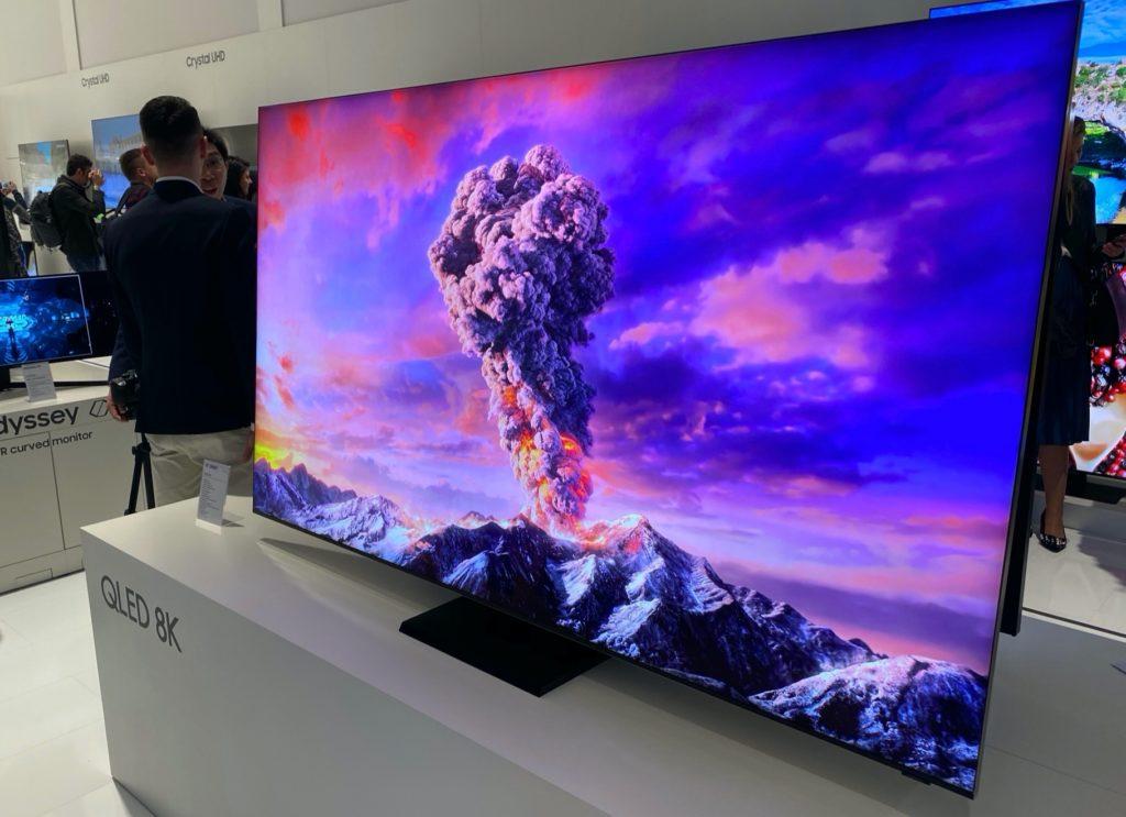 QLED 4K and 8K TVs: Understanding the Samsung range in 2020 - Tech