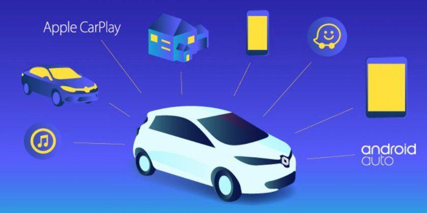 Renault announces Carplay in Mégane, Scénic, Talisman ...