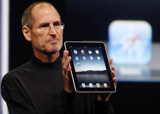 Steve Jobs already voiced the iPad 30 years ago