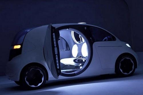 Steve Jobs considered launching an iCar car