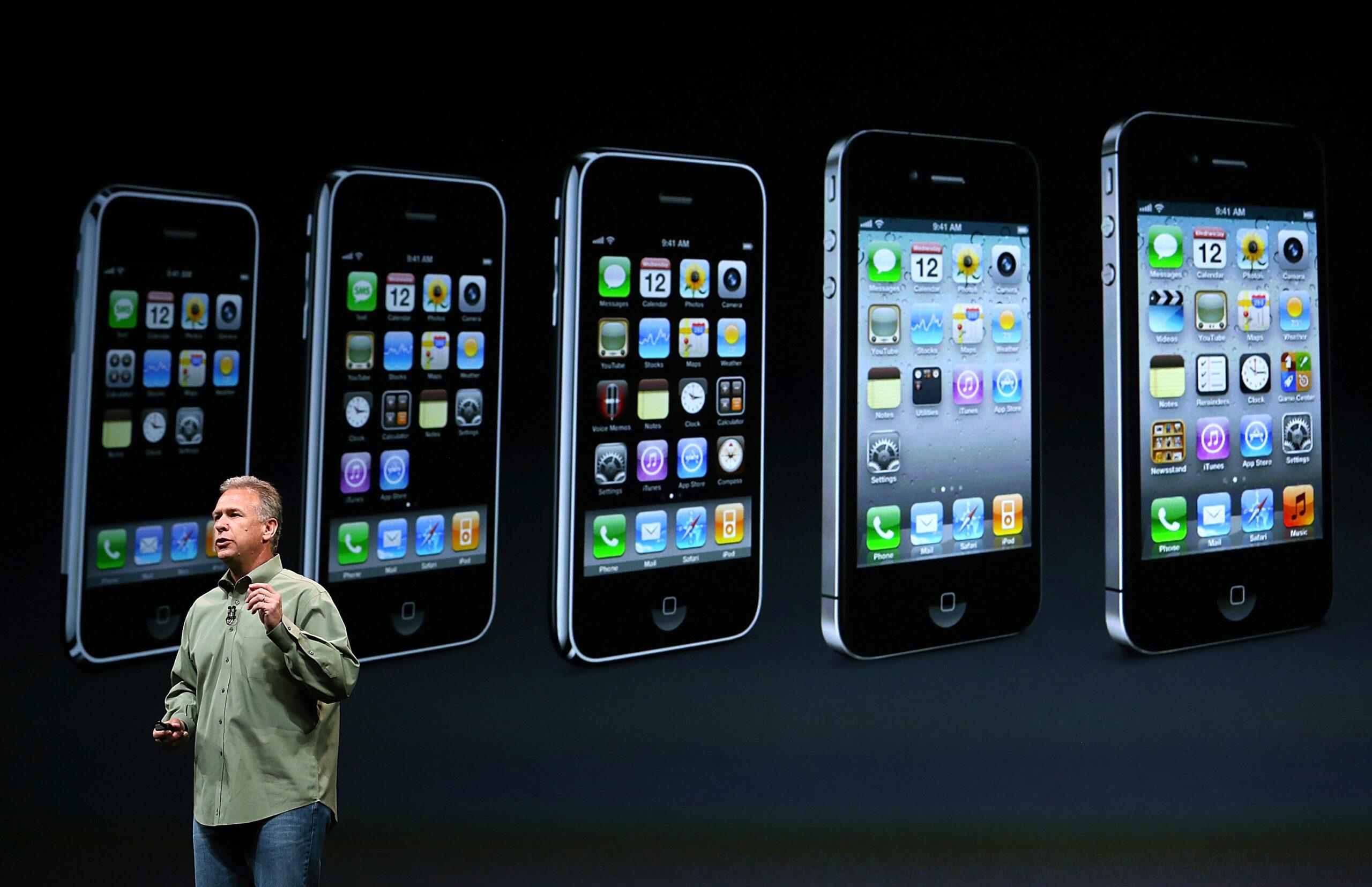 Towards a sleek overhaul of the iOS interface?