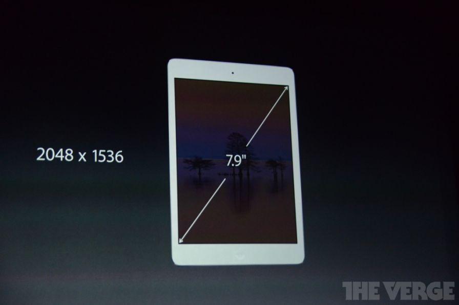 iPad mini Retina: we were waiting for it, Apple did it!
