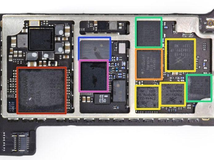 ipad air component