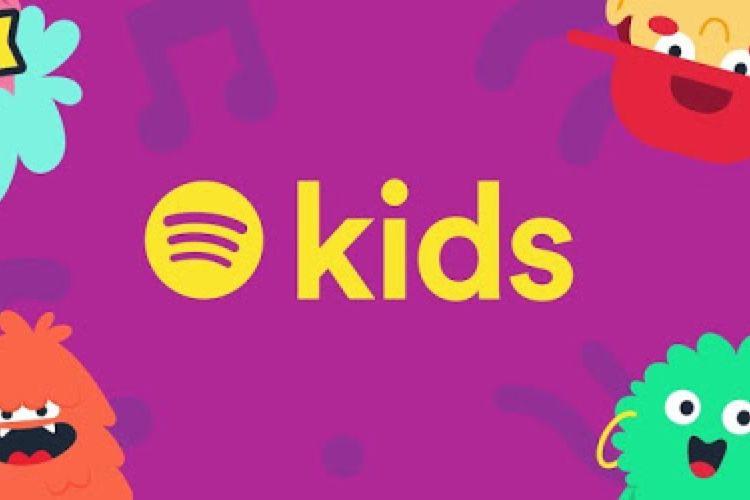 Spotify Kids, the music app for children, arrives in France