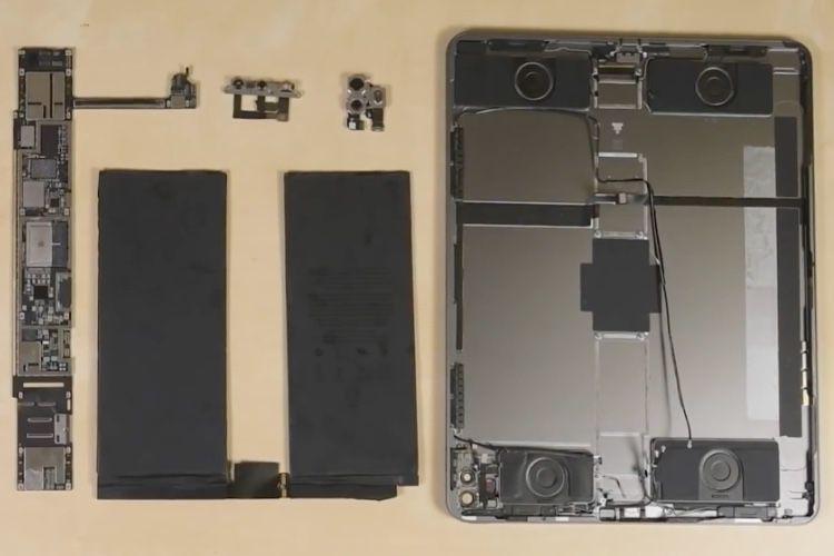 iFixit: a close look at iPadPro LiDAR