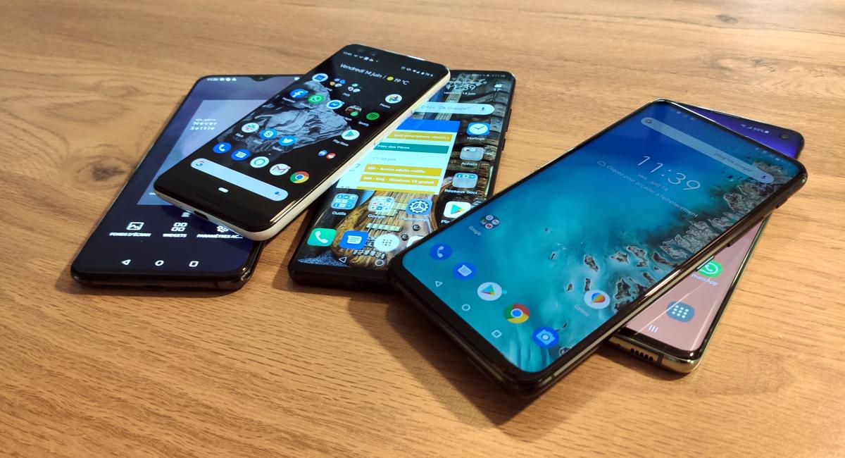 the 10 best smartphones of 2019