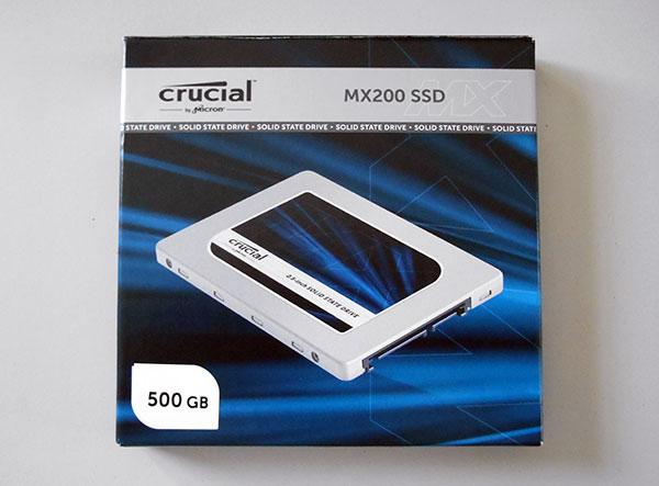 The MX200 box