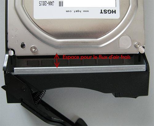 Flu air hard drive