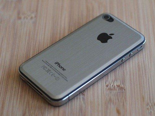 iPhone Metal - [Rumeur] Un dos en métal et un ecran plus large pour la prochaine génération d