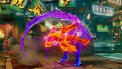 Street Fighter 5 - M Bison - 5