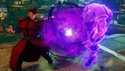 Street Fighter 5 - M Bison - 1
