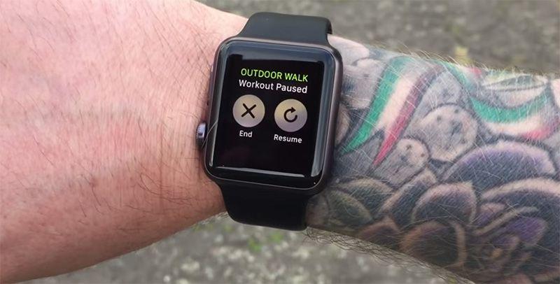 Apple Watch doesn't like armadillos