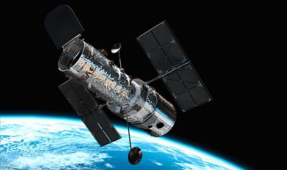 Hubble celebrates 25 years