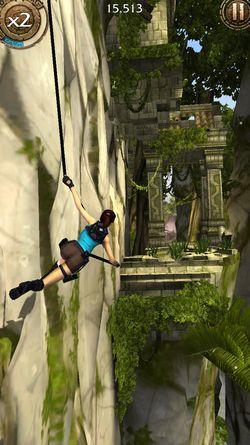 "Lara Croft Relic Run - 1 ""height ="" 203 ""width ="" 114"