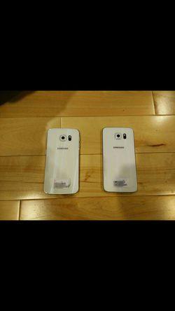 Samsung Galaxy S6 Edge back